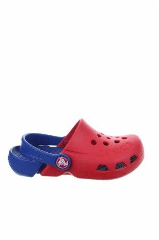 Γυναικείες παντόφλες Crocs, Μέγεθος 25, Χρώμα Κόκκινο, Πολυουρεθάνης, Τιμή 30,41€