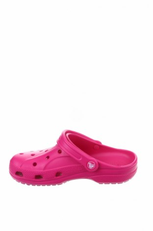 Γυναικείες παντόφλες Crocs, Μέγεθος 36, Χρώμα Ρόζ , Πολυουρεθάνης, Τιμή 20,63€