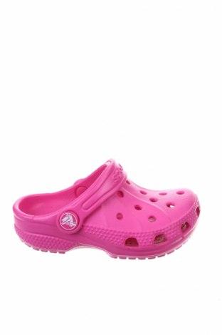 Γυναικείες παντόφλες Crocs, Μέγεθος 22, Χρώμα Ρόζ , Πολυουρεθάνης, Τιμή 20,63€