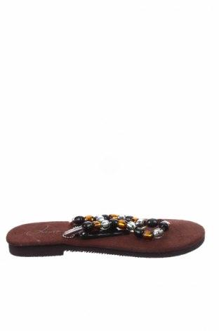 Γυναικείες παντόφλες Lina, Μέγεθος 38, Χρώμα Πολύχρωμο, Κλωστοϋφαντουργικά προϊόντα, Τιμή 12,66€