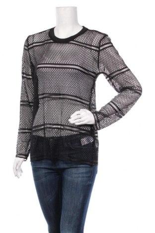 Дамска блуза Aniston, Размер M, Цвят Черен, Полиестер, Цена 29,40лв.