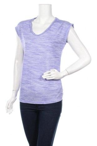 Γυναικεία μπλούζα Beach Time, Μέγεθος XS, Χρώμα Βιολετί, 85% πολυεστέρας, 15% βισκόζη, Τιμή 5,20€