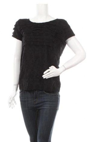 Дамска блуза BelAir, Размер S, Цвят Черен, Памук, Цена 22,36лв.