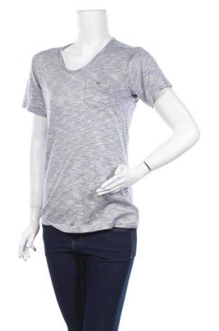 Γυναικεία μπλούζα Best Mountain, Μέγεθος S, Χρώμα Μπλέ, 66% βισκόζη, 30% πολυεστέρας, 4% ελαστάνη, Τιμή 6,03€