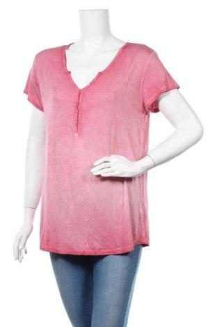Γυναικεία μπλούζα Best Mountain, Μέγεθος L, Χρώμα Ρόζ , 95% βισκόζη, 5% ελαστάνη, Τιμή 6,23€
