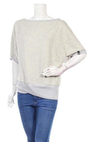 Дамска блуза Bewear, Размер S, Цвят Сив, 88% памук, 12% полиестер, Цена 14,45лв.
