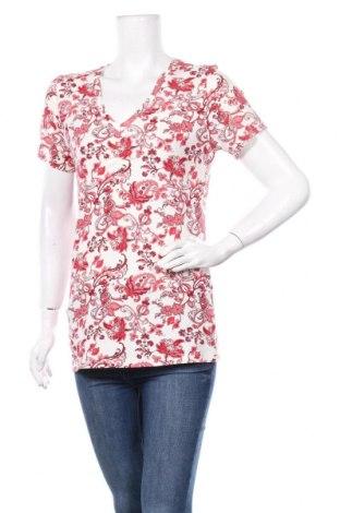 Γυναικεία μπλούζα Boysen's, Μέγεθος M, Χρώμα Κόκκινο, 95% βαμβάκι, 5% ελαστάνη, Τιμή 7,64€