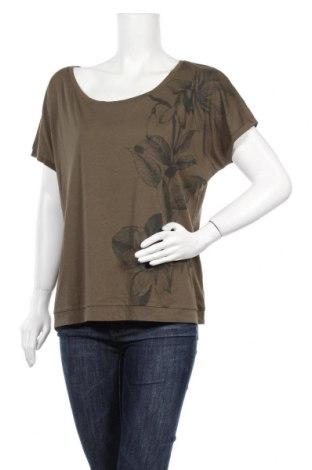 Дамска блуза Burton of London, Размер L, Цвят Зелен, 50% памук, 50% модал, Цена 33,80лв.