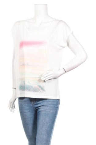 Дамска блуза Burton of London, Размер M, Цвят Бял, 50% памук, 50% модал, Цена 31,85лв.