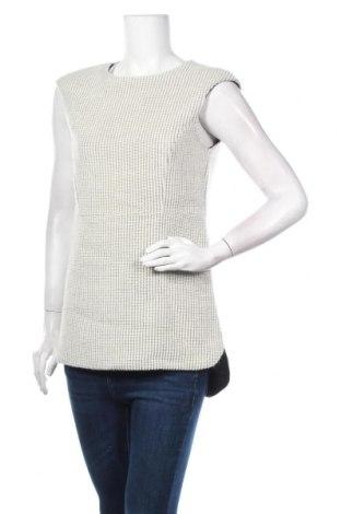 Дамска блуза Caramelo, Размер S, Цвят Бял, 45% вълна, 44% акрил, 11% полиамид, Цена 116,35лв.