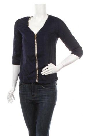Γυναικεία μπλούζα Famous, Μέγεθος M, Χρώμα Μπλέ, Πολυεστέρας, Τιμή 13,89€