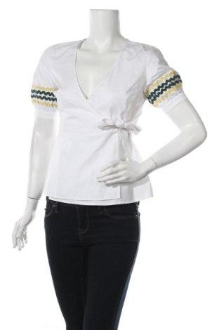 Γυναικεία μπλούζα Fashion Union, Μέγεθος S, Χρώμα Λευκό, Βαμβάκι, Τιμή 7,54€