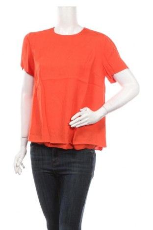 Γυναικεία μπλούζα Hallhuber, Μέγεθος L, Χρώμα Πορτοκαλί, Βισκόζη, Τιμή 19,55€