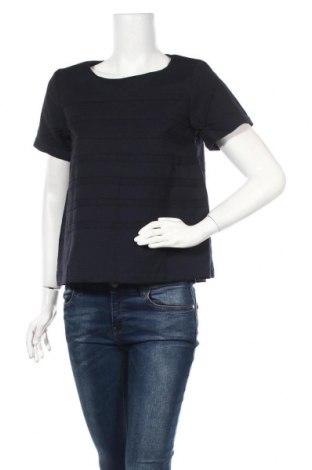 Γυναικεία μπλούζα Karl Marc John, Μέγεθος S, Χρώμα Μπλέ, 68% βαμβάκι, 32% πολυεστέρας, Τιμή 12,99€