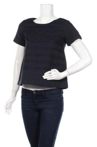 Γυναικεία μπλούζα Karl Marc John, Μέγεθος XS, Χρώμα Μαύρο, 68% βαμβάκι, 32% πολυεστέρας, Τιμή 14,25€