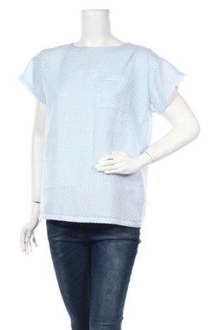 Γυναικεία μπλούζα Karl Marc John, Μέγεθος L, Χρώμα Μπλέ, Πολυεστέρας, Τιμή 12,45€