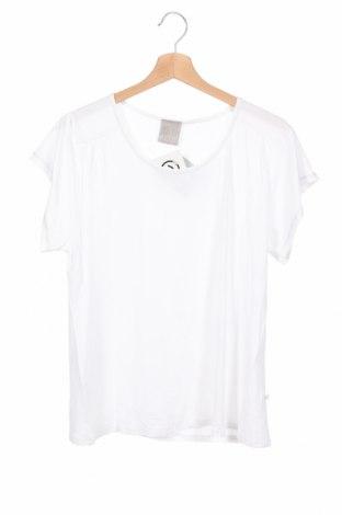 Дамска блуза Le Chat, Размер M, Цвят Бял, 96% вискоза, 4% еластан, Цена 22,68лв.