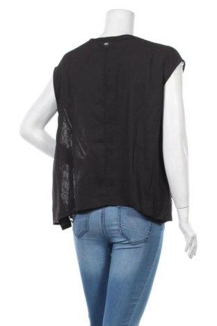 Γυναικεία μπλούζα Le Temps Des Cerises, Μέγεθος S, Χρώμα Μαύρο, 97% πολυεστέρας, 3% ελαστάνη, Τιμή 4,80€