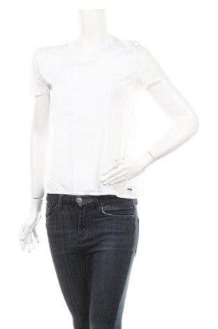 Дамска блуза Lee Cooper, Размер S, Цвят Бял, Полиамид, Цена 11,50лв.