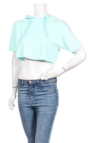 Γυναικεία μπλούζα Lefties, Μέγεθος S, Χρώμα Μπλέ, 80% βαμβάκι, 20% πολυεστέρας, Τιμή 6,43€