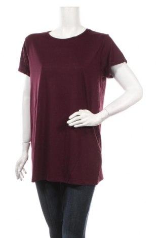 Γυναικεία μπλούζα Lefties, Μέγεθος L, Χρώμα Βιολετί, 70% πολυεστέρας, 30% βισκόζη, Τιμή 6,43€