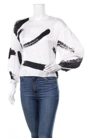 Дамска блуза Mango, Размер S, Цвят Бял, 100% вискоза, Цена 17,48лв.