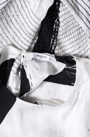 Дамска блуза Mango, Размер S, Цвят Бял, 100% вискоза, Цена 34,50лв.