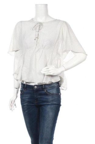 Γυναικεία μπλούζα Motivi, Μέγεθος S, Χρώμα Λευκό, Πολυεστέρας, Τιμή 9,74€