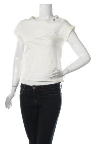 Дамска блуза One Step, Размер XS, Цвят Бял, 53% памук, 47% полиестер, Цена 48,10лв.