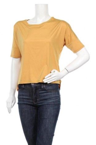Γυναικεία μπλούζα Oysho, Μέγεθος S, Χρώμα Πορτοκαλί, 79% πολυεστέρας, 21% ελαστάνη, Τιμή 5,22€