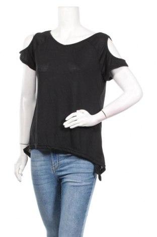 Γυναικεία μπλούζα Pretty Summer, Μέγεθος S, Χρώμα Μαύρο, Τιμή 7,44€