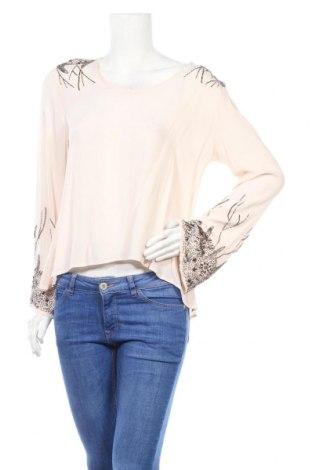 Дамска блуза Religion, Размер L, Цвят Розов, Вискоза, Цена 36,00лв.