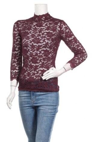 Γυναικεία μπλούζα Rosemunde, Μέγεθος M, Χρώμα Βιολετί, 50% βαμβάκι, 48% πολυαμίδη, 2% ελαστάνη, Τιμή 14,07€