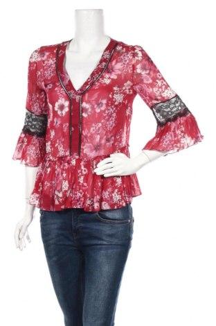Дамска блуза TWINSET, Размер L, Цвят Розов, Вискоза, Цена 70,85лв.