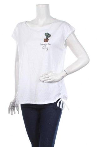 Γυναικεία μπλούζα Top Secret, Μέγεθος M, Χρώμα Λευκό, 95% βισκόζη, 5% ελαστάνη, Τιμή 7,54€