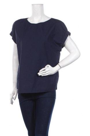 Γυναικεία μπλούζα Van Laack, Μέγεθος M, Χρώμα Μπλέ, Βαμβάκι, Τιμή 20,77€