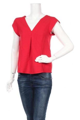 Дамска блуза Zapa, Размер S, Цвят Червен, Полиестер, Цена 49,05лв.