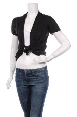 Дамска жилетка, Размер S, Цвят Черен, Цена 7,06лв.