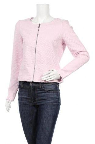 Дамска жилетка Vila, Размер L, Цвят Розов, 65% полиестер, 35% памук, Цена 16,64лв.