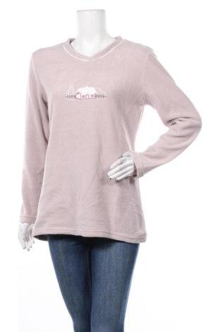 Дамска поларена блуза Afibel, Размер M, Цвят Пепел от рози, Полиестер, Цена 10,40лв.