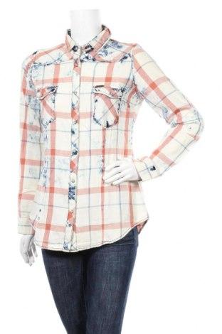 Дамска риза Alcott, Размер L, Цвят Многоцветен, Памук, Цена 32,20лв.