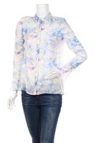 Дамска риза Cacharel, Размер S, Цвят Многоцветен, Рамия, Цена 122,85лв.
