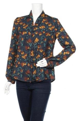Дамска риза Colett, Размер M, Цвят Многоцветен, 98% полиестер, 2% еластан, Цена 75,40лв.