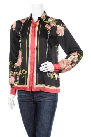 Дамска риза Hallhuber, Размер XS, Цвят Черен, Полиестер, Цена 83,85лв.