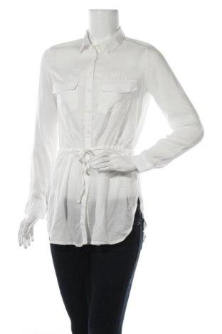 Дамска риза Jennyfer, Размер XS, Цвят Бял, Вискоза, Цена 36,40лв.
