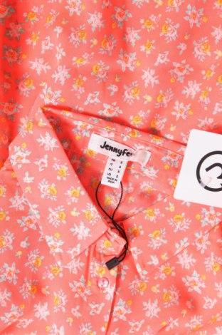 Дамска риза Jennyfer, Размер S, Цвят Розов, Полиестер, Цена 20,88лв.