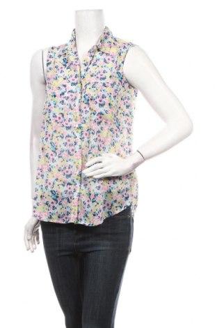 Дамска риза Jennyfer, Размер M, Цвят Многоцветен, Полиестер, Цена 27,30лв.