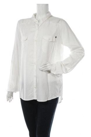 Дамска риза Kaporal, Размер XL, Цвят Бял, Модал, Цена 55,30лв.