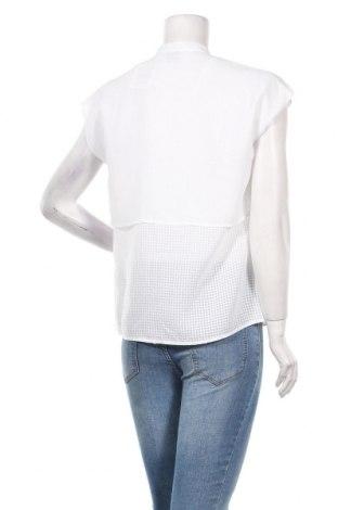 Дамска риза Karl Marc John, Размер M, Цвят Бял, Полиестер, Цена 57,42лв.
