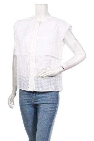 Γυναικείο πουκάμισο Karl Marc John, Μέγεθος S, Χρώμα Λευκό, Πολυεστέρας, Τιμή 16,60€